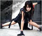 cosplay Tifa LOCKHEART de Final Fantasy VII : Last Order