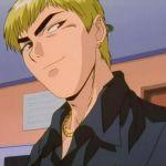 cosplay Eikichi ONIZUKA de Great Teacher Onizuka