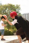 cosplay Shanks de One piece