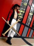cosplay Mihwak de One piece