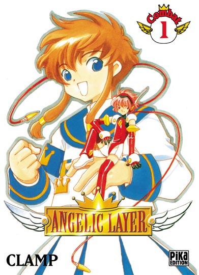 [Manga] Angelic Layer Angelic-layer-volume-1