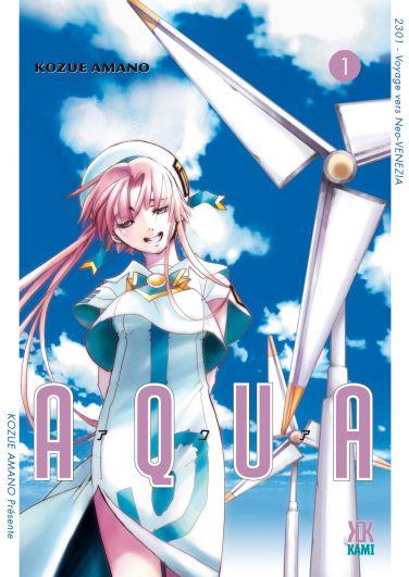 Aqua et Aria Aqua-volume-1