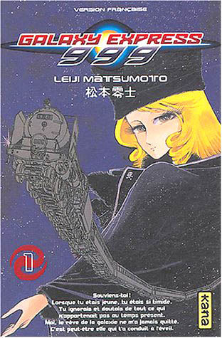 Le décompte Galaxy-express-999-volume-1
