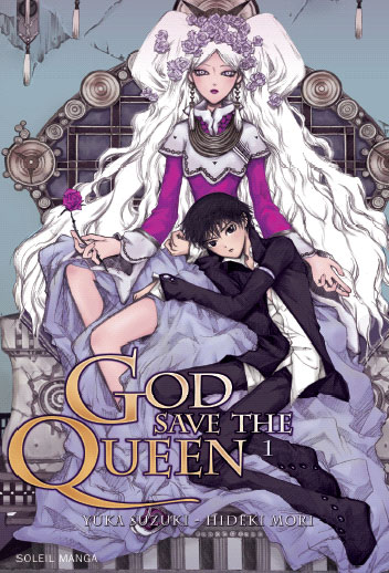 [MANGA] God save the Queen God-save-the-queen-volume-1