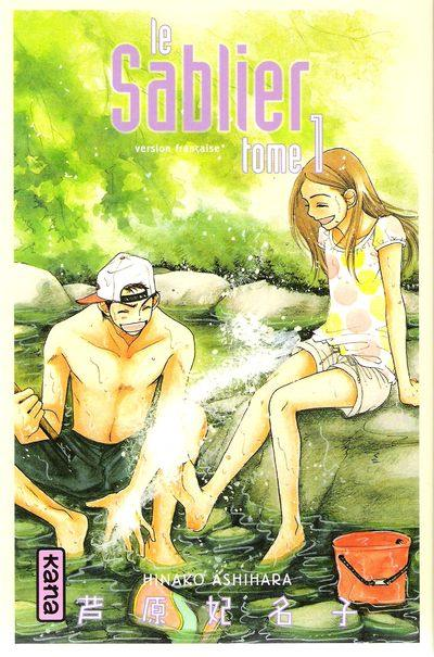 Top 10 - Manga - Le-sablier-volume-1