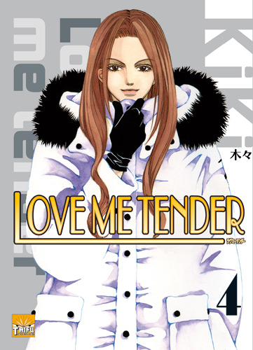 love me tender manga info critique avis mangagate. Black Bedroom Furniture Sets. Home Design Ideas