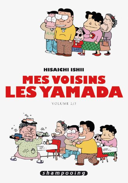 [Manga] Hisaichi Ishii (Mes voisins les Yamada) Mes-voisins-les-yamada-volume-2