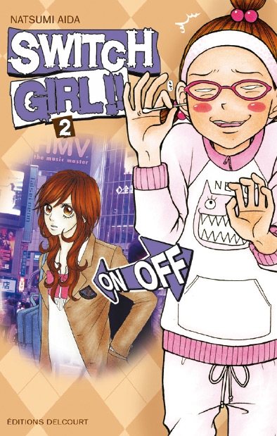 Switch Girl ! [On]/Off Switch-girl-volume-2