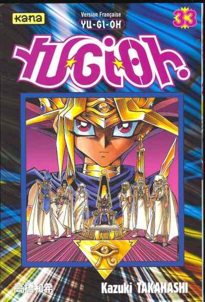 Yu-Gi-Oh! - Tomes 32 à 38