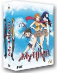 My-HiME (anime) volume / tome 1
