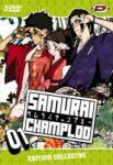 Samuraï Champloo (anime) volume / tome 1