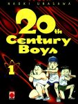 20th Century Boys (manga) volume / tome 1