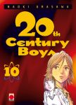 20th Century Boys (manga) volume / tome 10