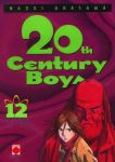 20th Century Boys (manga) volume / tome 12
