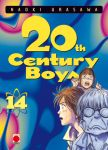 20th Century Boys (manga) volume / tome 14