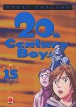 20th Century Boys (manga) volume / tome 15