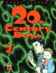 20th Century Boys (manga) volume / tome 2