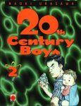 20th Century Boys (manga) volume / tome 2