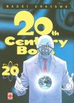 20th Century Boys (manga) volume / tome 20