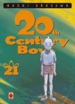 20th Century Boys (manga) volume / tome 21