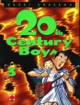 20th Century Boys (manga) volume / tome 3