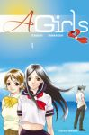 A Girls (manga) volume / tome 1
