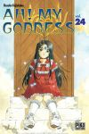 Ah ! My Goddess (manga) volume / tome 24