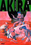 Akira (manga) volume / tome 1