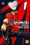 Akumetsu (manga) volume / tome 1