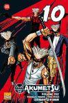 Akumetsu (manga) volume / tome 10