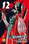 Akumetsu (manga) volume / tome 12