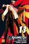 Akumetsu (manga) volume / tome 13