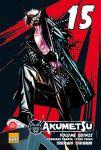 Akumetsu (manga) volume / tome 15