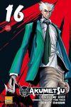 Akumetsu (manga) volume / tome 16