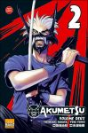 Akumetsu (manga) volume / tome 2