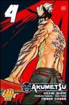 Akumetsu (manga) volume / tome 4
