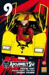 Akumetsu (manga) volume / tome 9