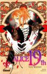 Alice 19th (manga) volume / tome 3