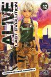 Alive Last Evolution (manga) volume / tome 12