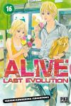Alive Last Evolution (manga) volume / tome 16