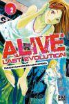 Alive Last Evolution (manga) volume / tome 2
