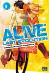 Alive Last Evolution (manga) volume / tome 3