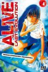 Alive Last Evolution (manga) volume / tome 4