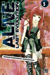 Alive Last Evolution (manga) volume / tome 5