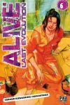 Alive Last Evolution (manga) volume / tome 6