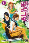 Alive Last Evolution (manga) volume / tome 7