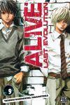 Alive Last Evolution (manga) volume / tome 9