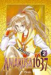Amakusa 1637 (manga) volume / tome 2