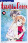 Ayashi no Ceres (manga) volume / tome 8