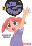 Azumanga Daioh (manga) volume / tome 2